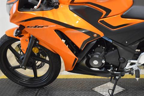 2016 Honda CBR300R in Wauconda, Illinois - Photo 19