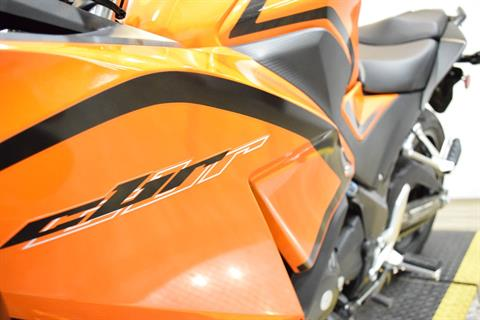 2016 Honda CBR300R in Wauconda, Illinois - Photo 20