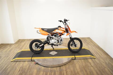 2019 SSR Motorsports SR125 in Wauconda, Illinois
