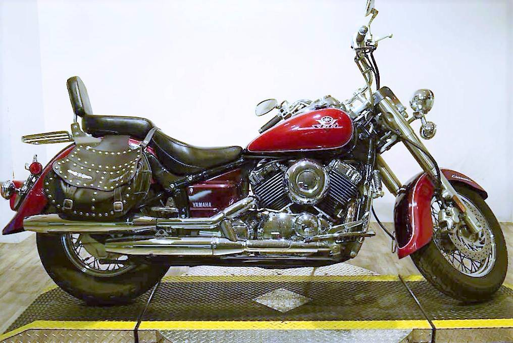 1998 Yamaha VStar Classic XVS650 in Wauconda, Illinois