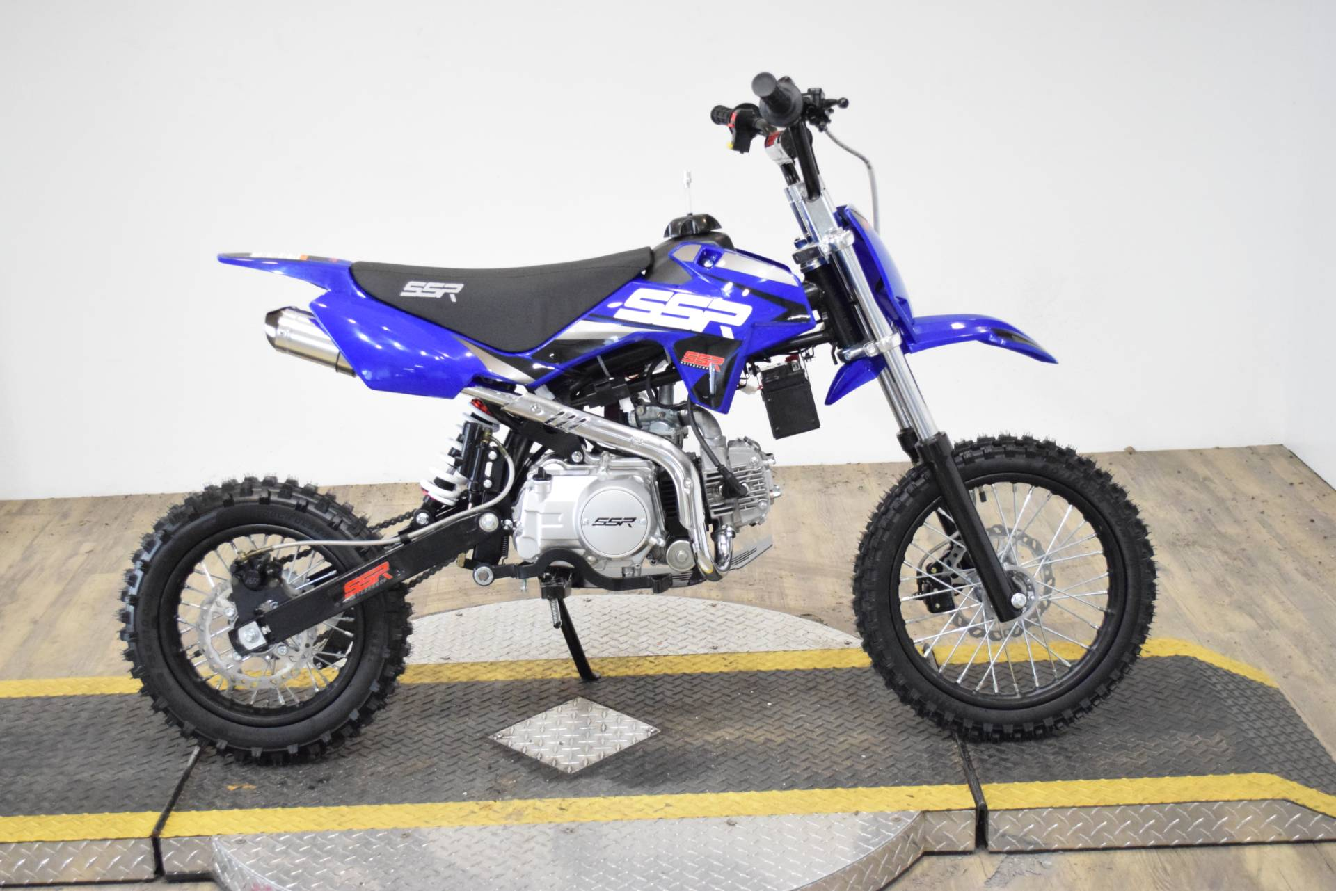 2021 SSR Motorsports SR125 AUTO in Wauconda, Illinois - Photo 2