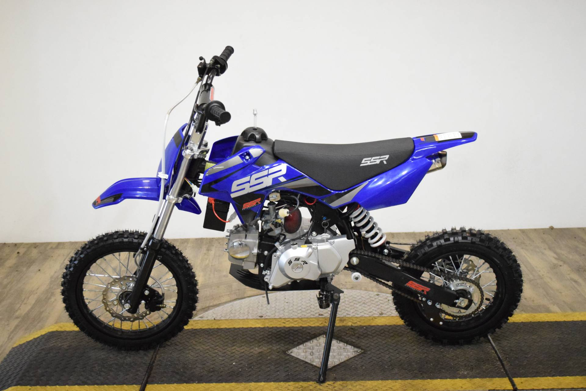 2021 SSR Motorsports SR125 AUTO in Wauconda, Illinois - Photo 6