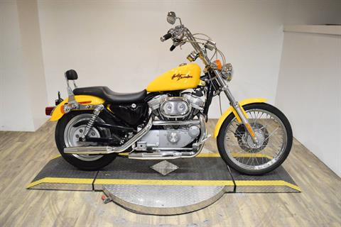 2000 Harley-Davidson Sportster 883C in Wauconda, Illinois - Photo 1