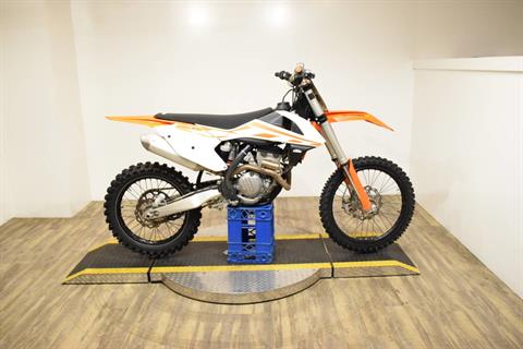 2017 KTM 250 SX-F in Wauconda, Illinois