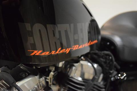 2015 Harley-Davidson Forty-Eight® in Wauconda, Illinois - Photo 20