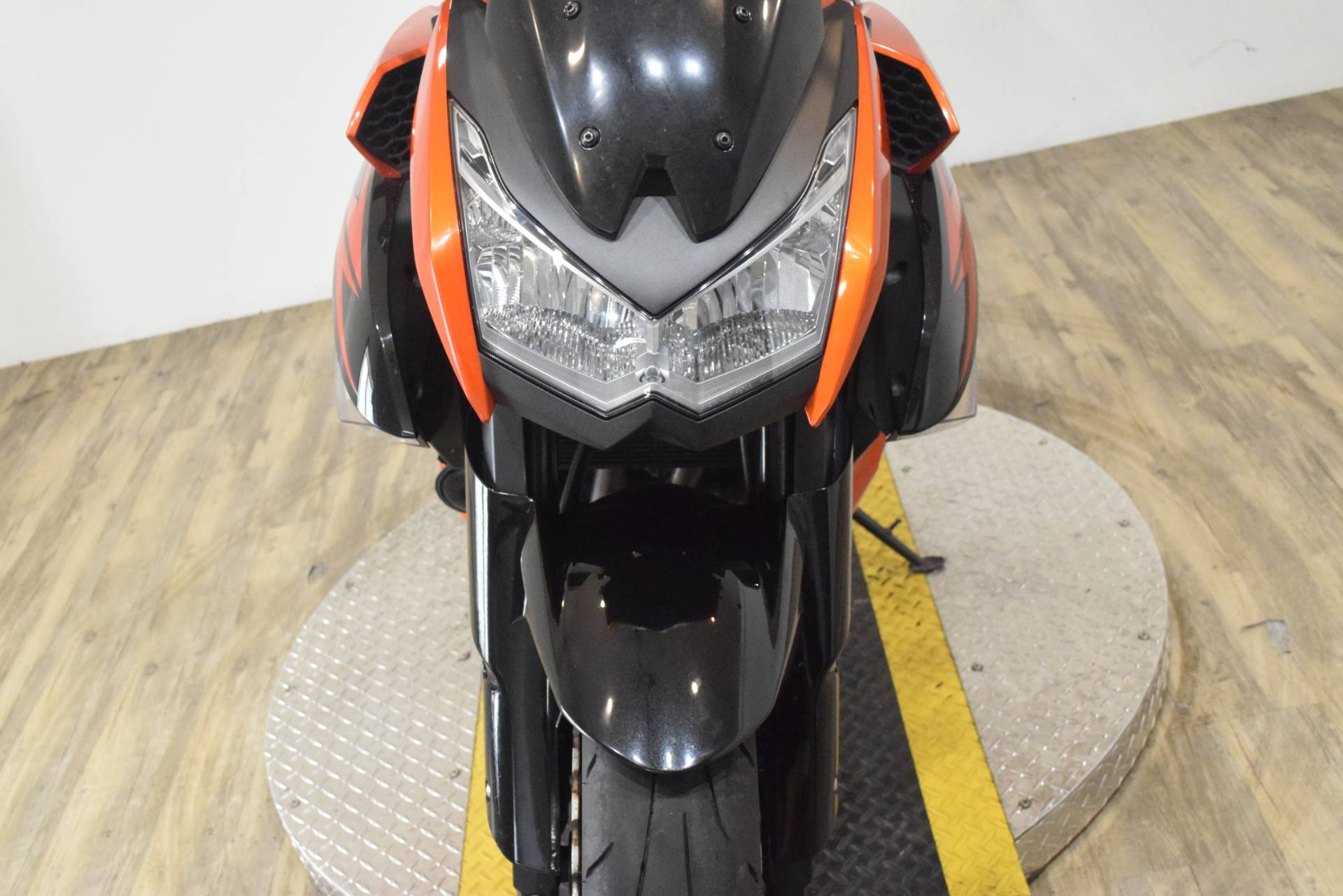 2012 Kawasaki Z1000 in Wauconda, Illinois