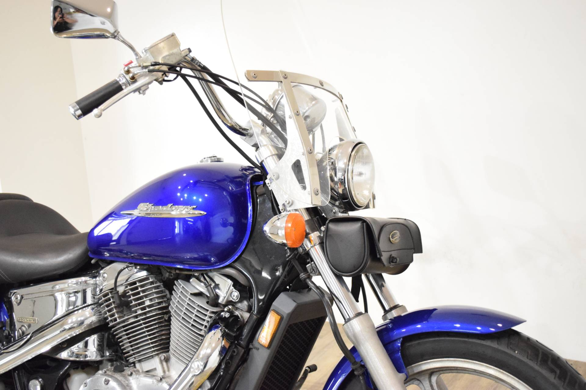 2006 Honda Shadow Spirit™ in Wauconda, Illinois - Photo 3