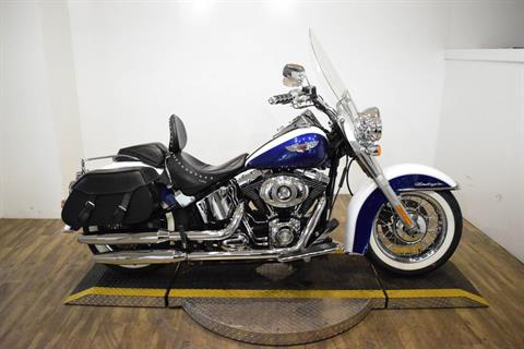 2007 Harley-Davidson Softail® Deluxe in Wauconda, Illinois - Photo 1