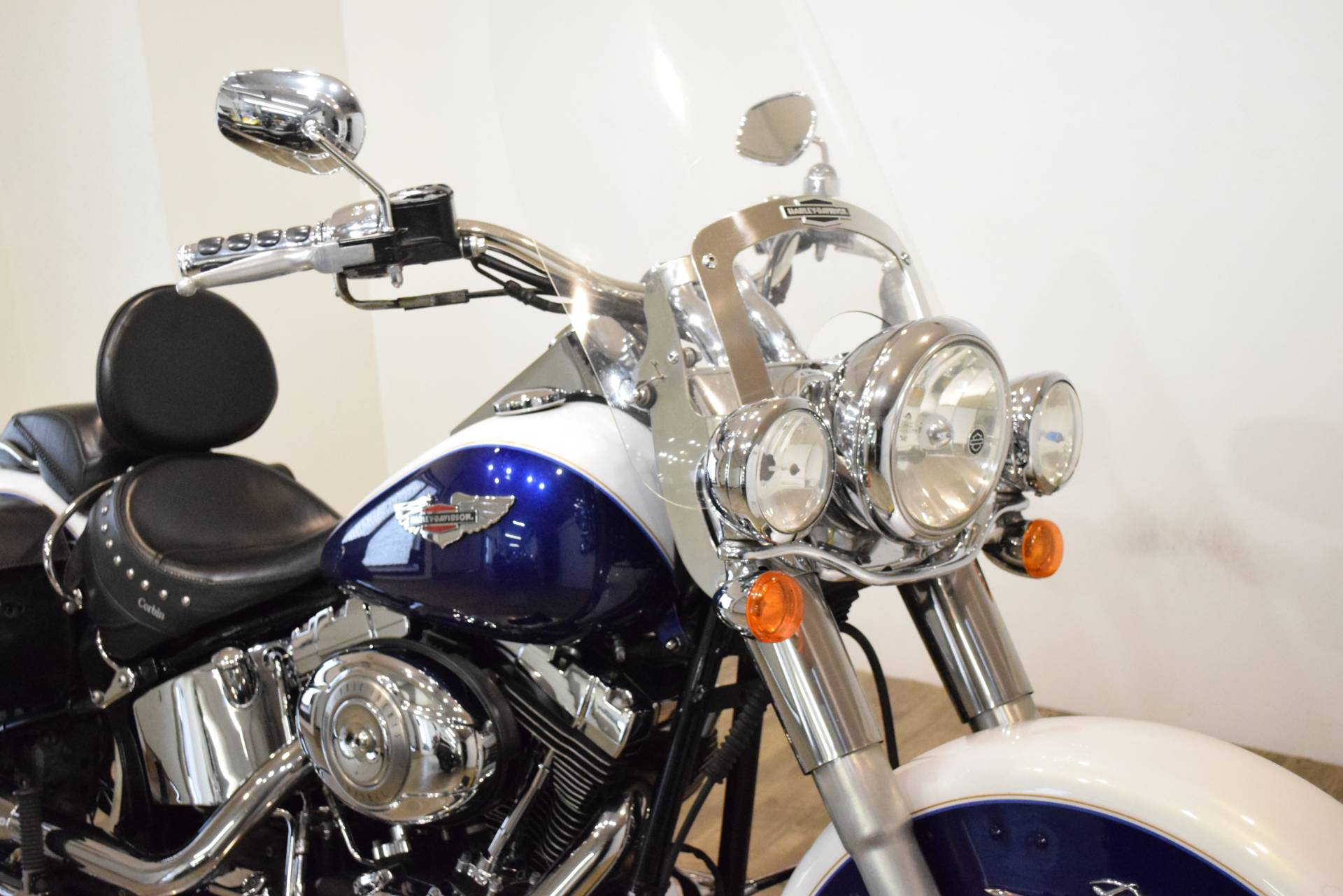 2007 Harley-Davidson Softail® Deluxe in Wauconda, Illinois - Photo 3