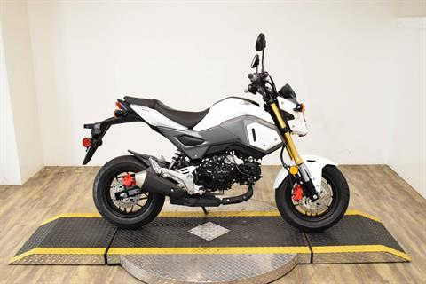 2018 Honda Grom in Wauconda, Illinois