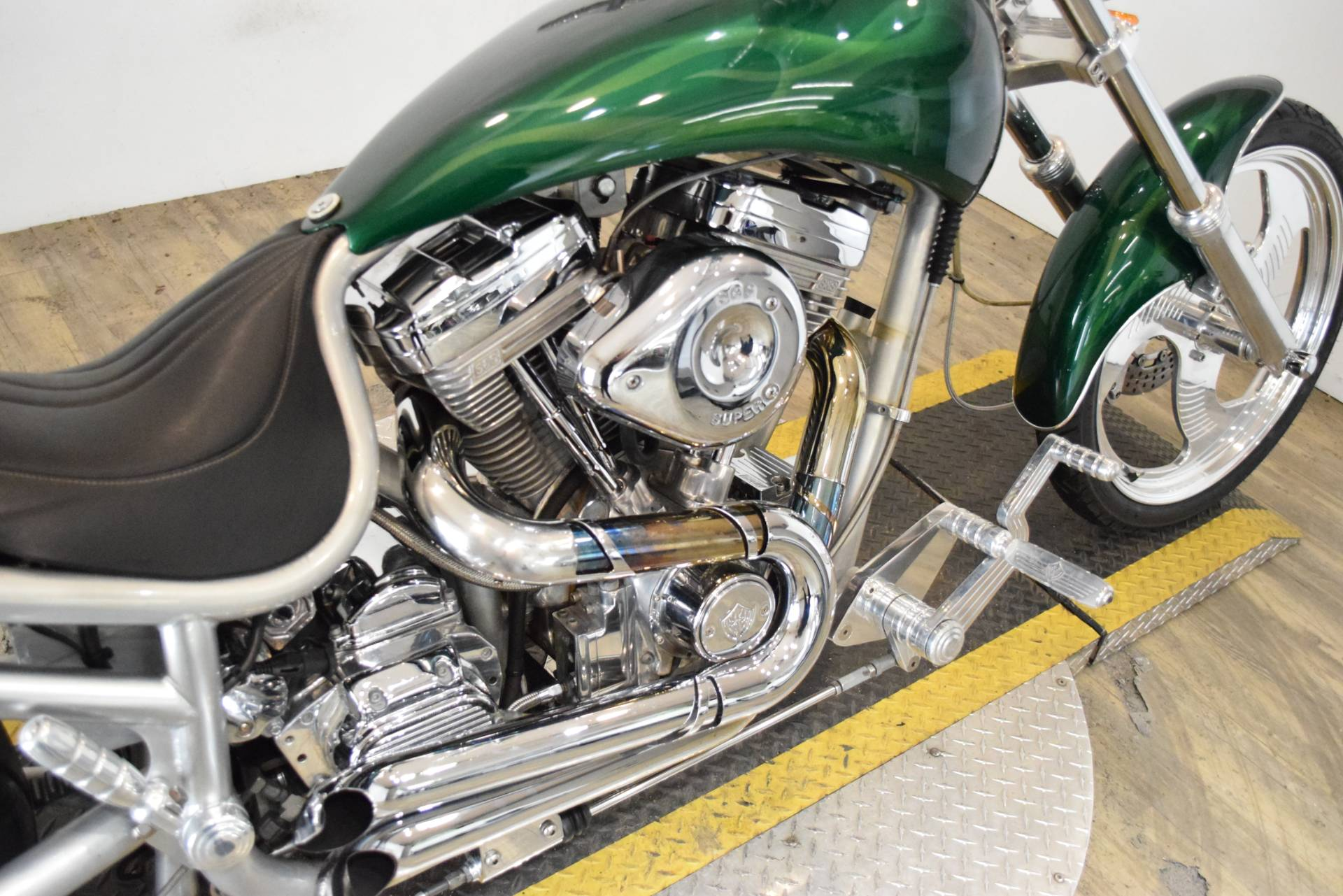 2001 Bourget Bourget Chopper in Wauconda, Illinois - Photo 6