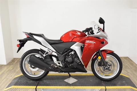 2012 Honda CBR®250R in Wauconda, Illinois - Photo 1