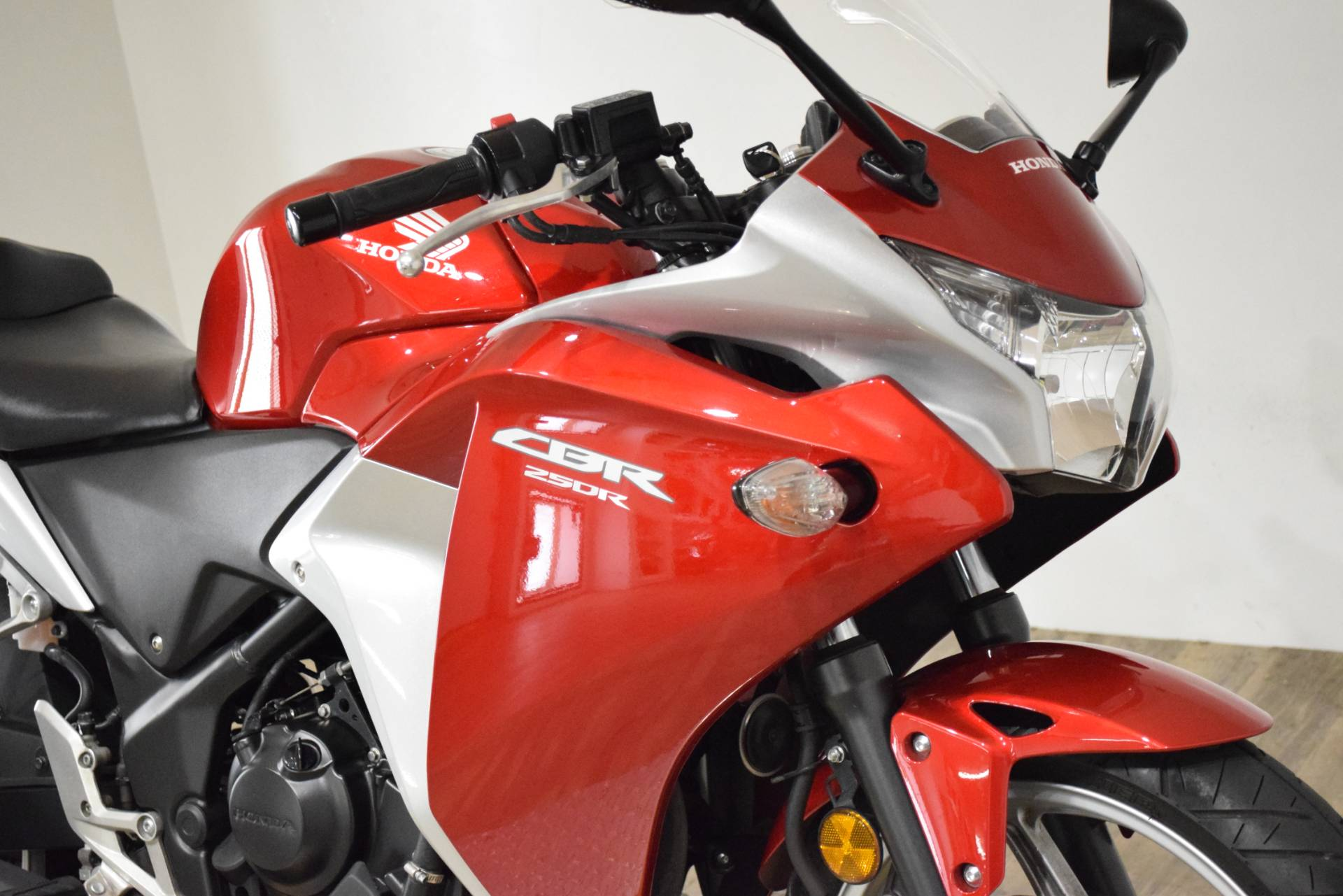 2012 Honda CBR®250R in Wauconda, Illinois - Photo 3