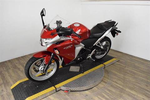 2012 Honda CBR®250R in Wauconda, Illinois - Photo 21