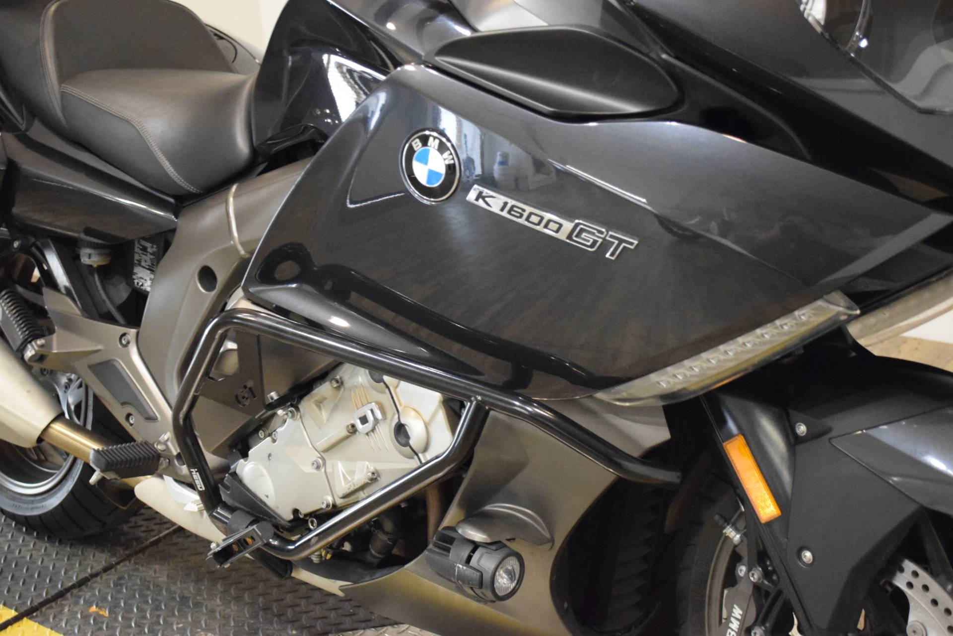 2014 BMW K 1600 GT in Wauconda, Illinois - Photo 4