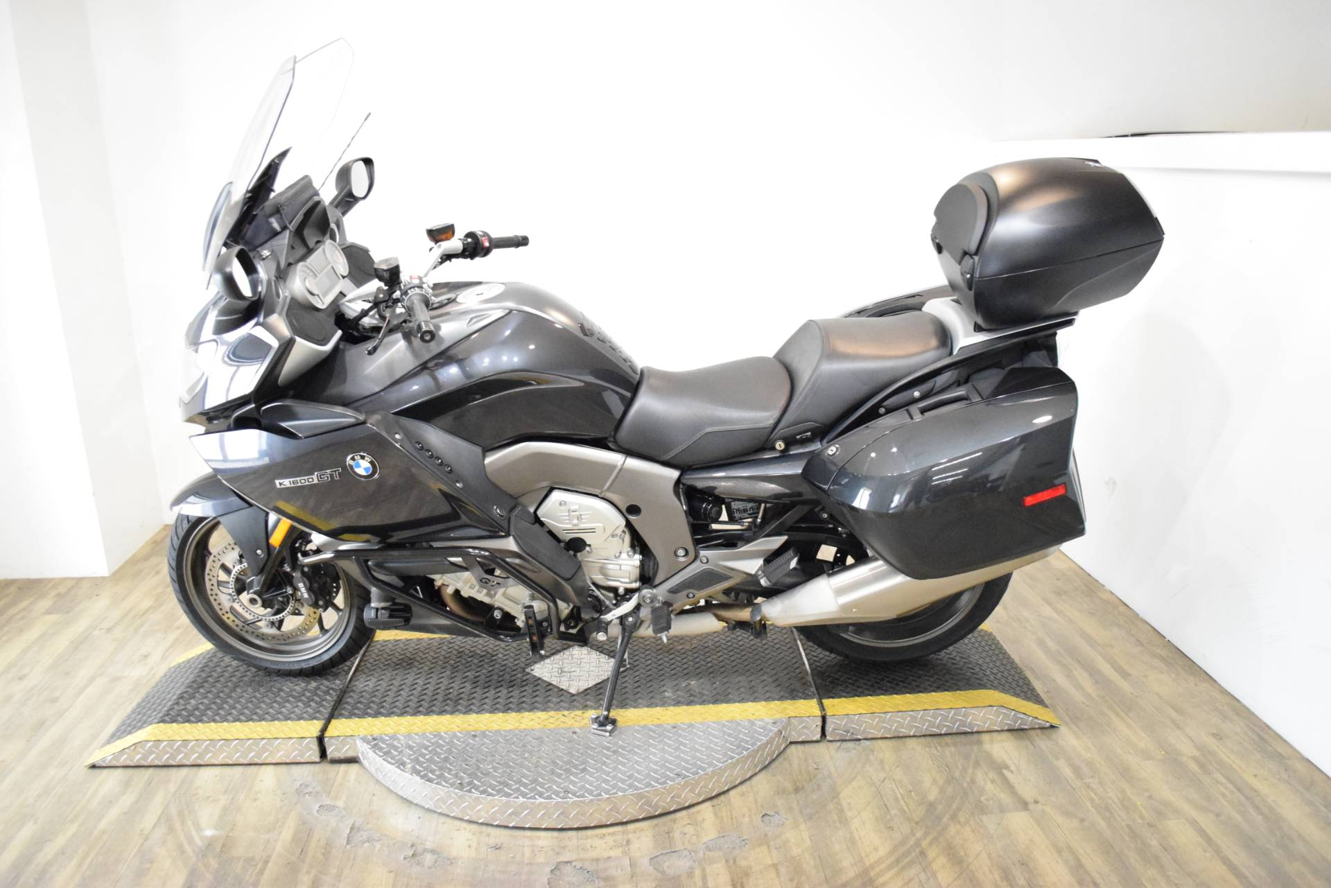 2014 BMW K 1600 GT in Wauconda, Illinois - Photo 15