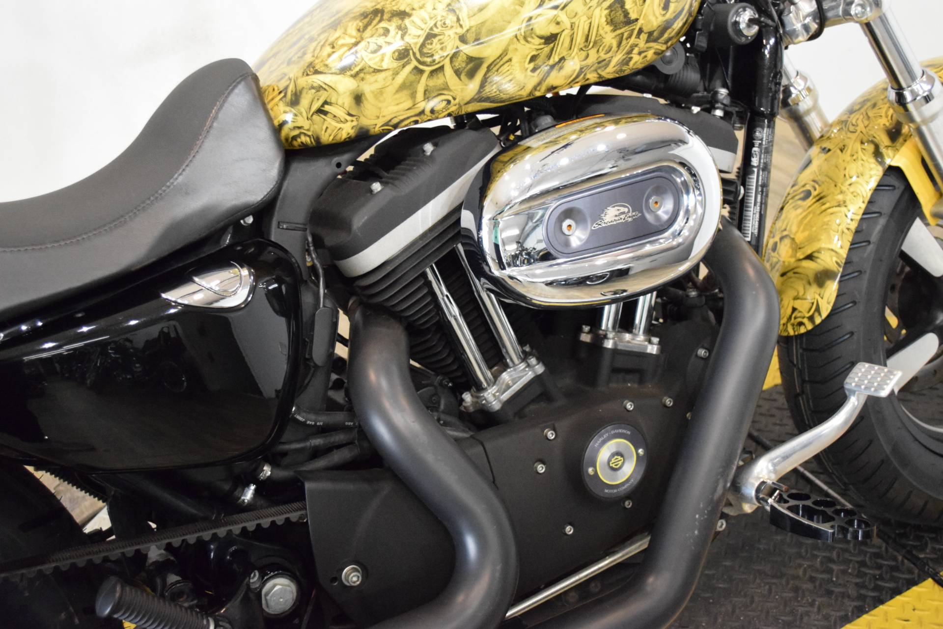 2012 Harley-Davidson xl1200c in Wauconda, Illinois - Photo 7