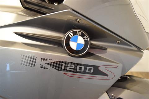 2005 BMW K1200S in Wauconda, Illinois