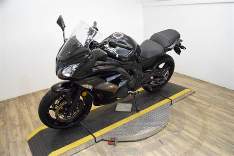 2016 Kawasaki Ninja 650 in Wauconda, Illinois - Photo 22
