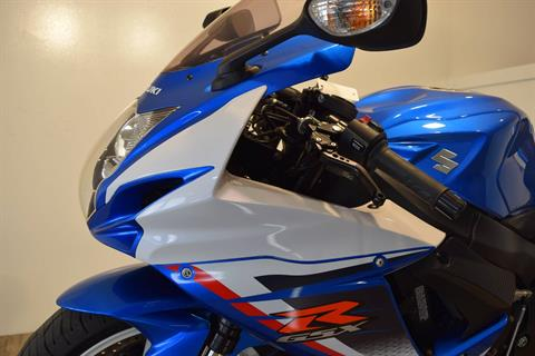 2013 Suzuki GSX-R600™ in Wauconda, Illinois
