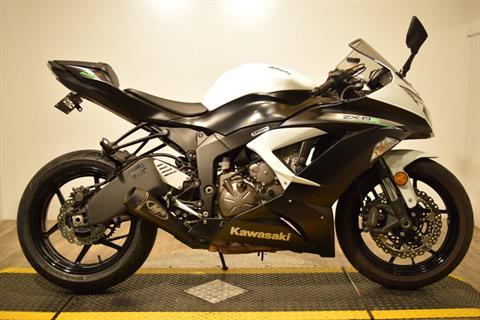 2014 Kawasaki Ninja® ZX™-6R ABS in Wauconda, Illinois