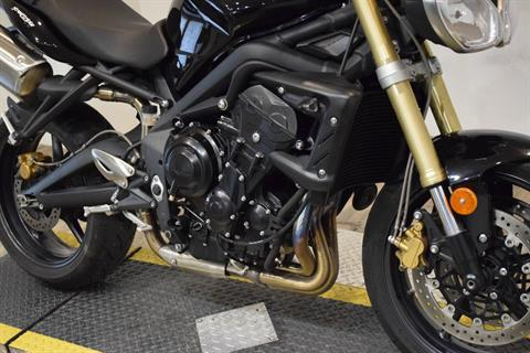 2012 Triumph Street Triple R in Wauconda, Illinois - Photo 4