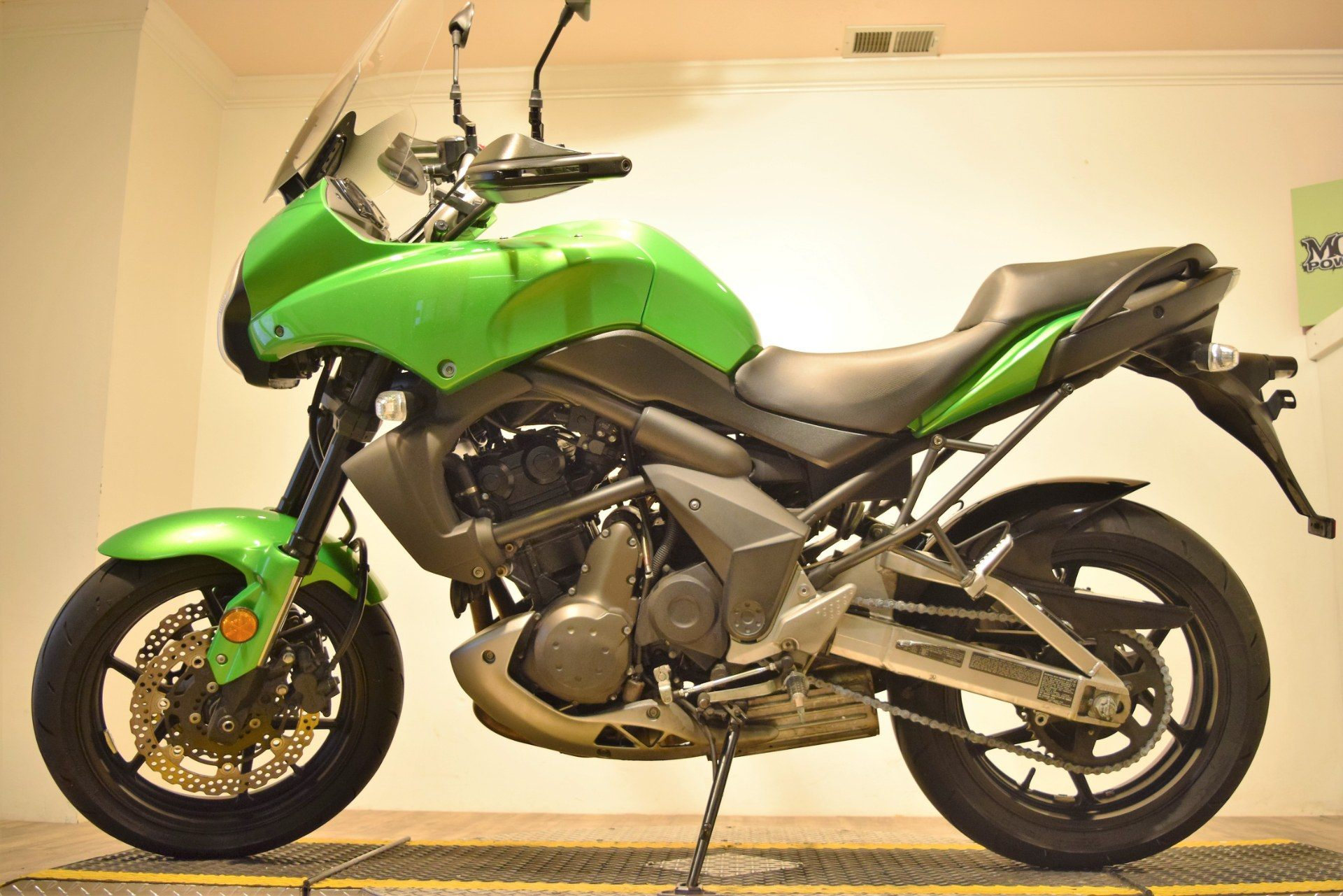 2009 Kawasaki Versys™ in Wauconda, Illinois