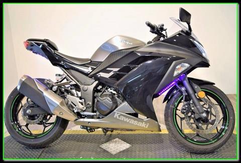 2015 Kawasaki Ninja® 300 SE in Wauconda, Illinois
