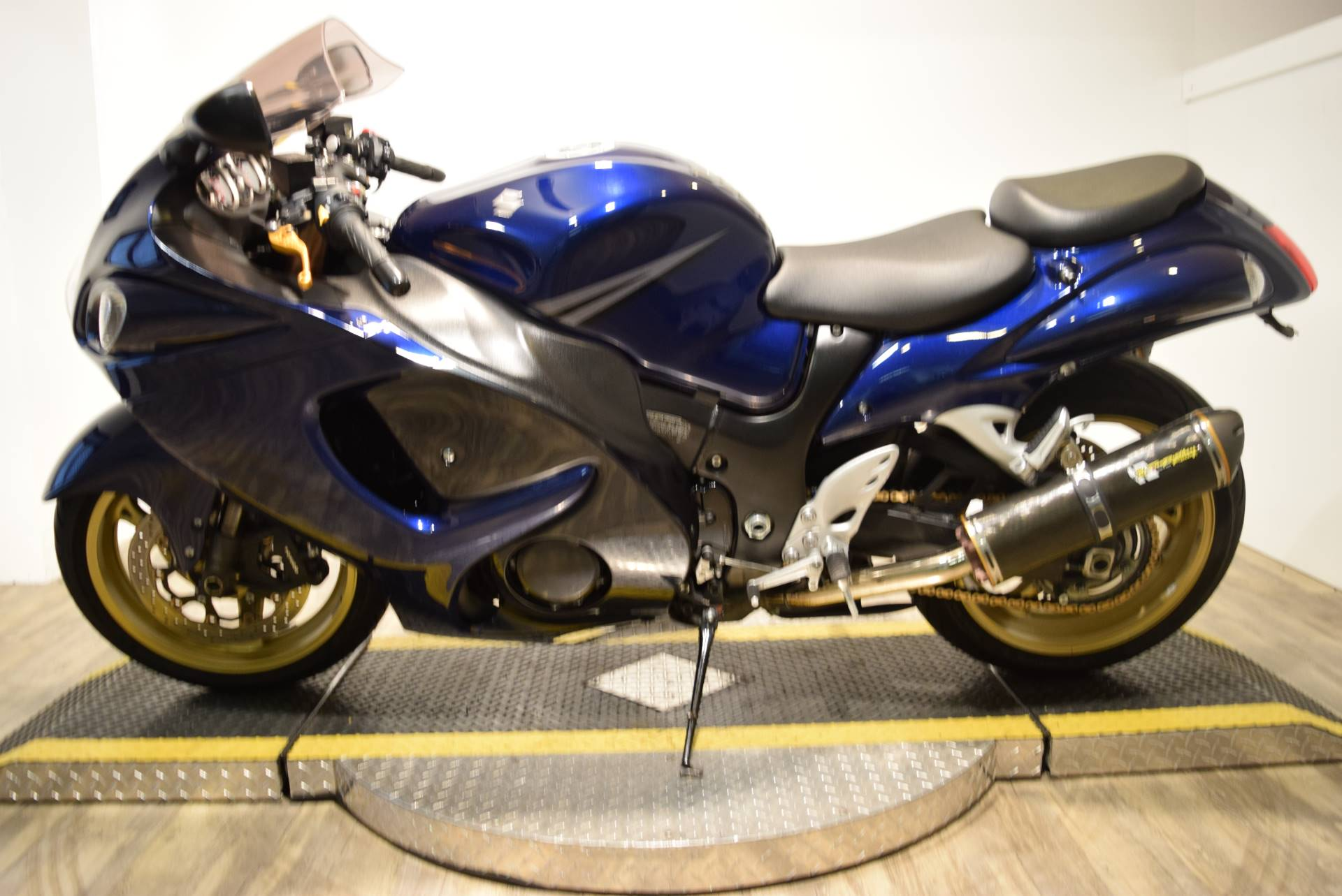2008 Suzuki HAYABUSA GSX1300R in Wauconda, Illinois