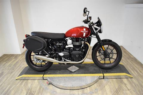 2018 Triumph Street Twin in Wauconda, Illinois - Photo 1