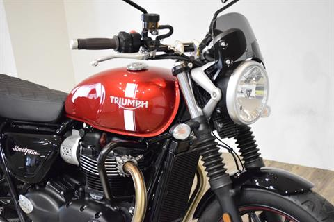 2018 Triumph Street Twin in Wauconda, Illinois - Photo 3