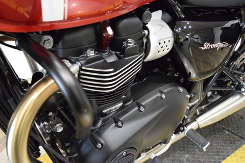 2018 Triumph Street Twin in Wauconda, Illinois - Photo 19
