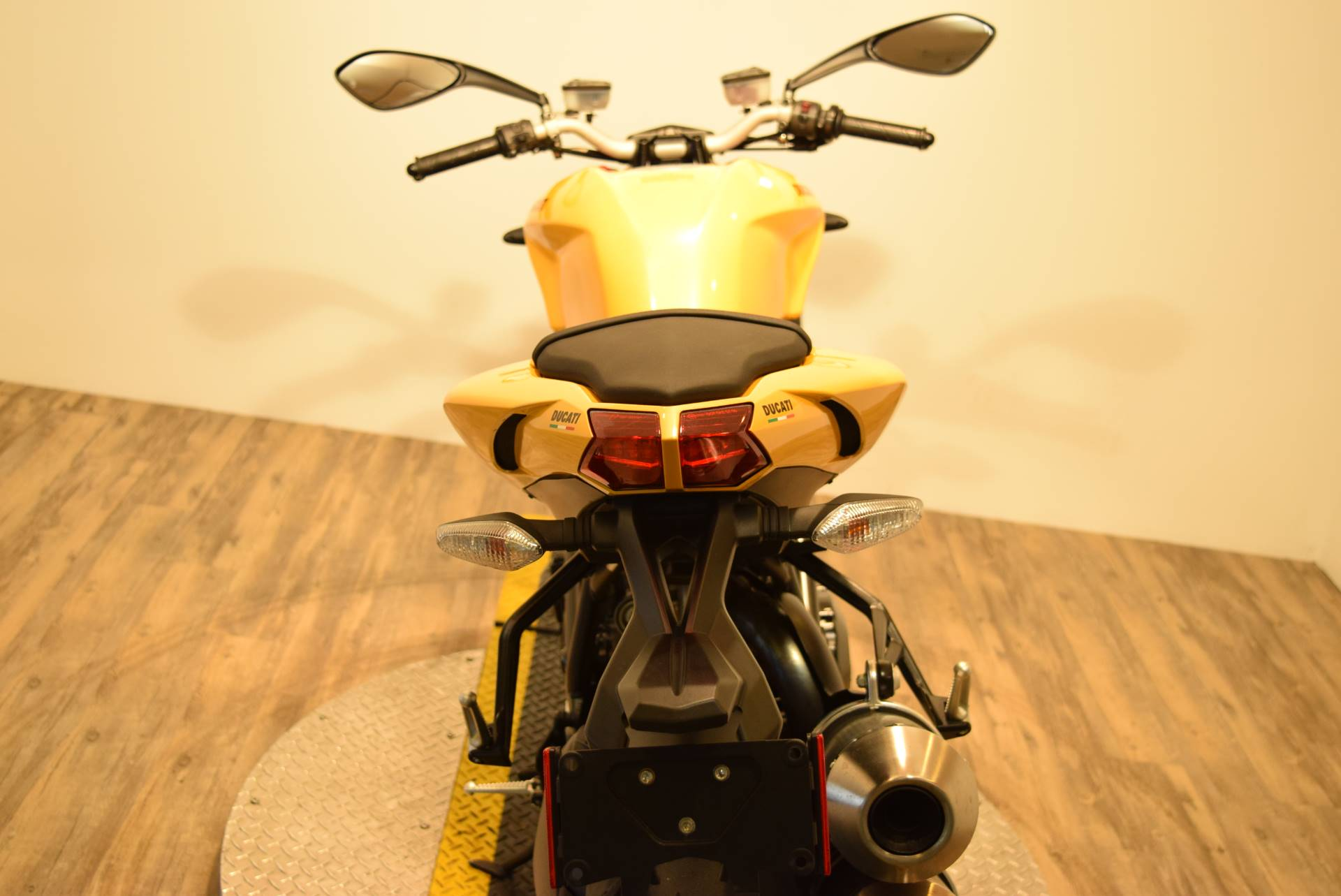 2012 Ducati Streetfighter 848 in Wauconda, Illinois