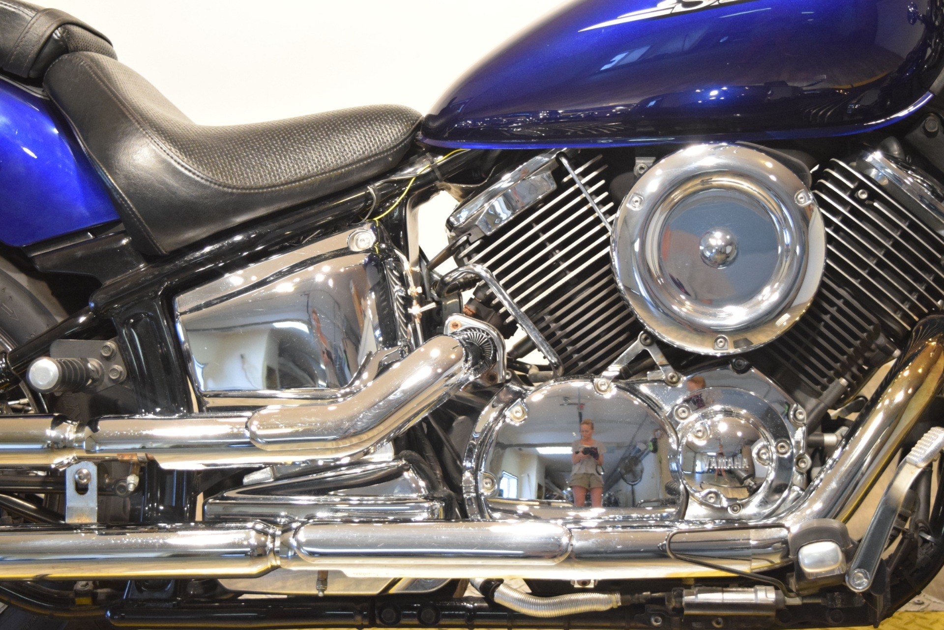 2008 Yamaha V Star® 1100 Custom in Wauconda, Illinois