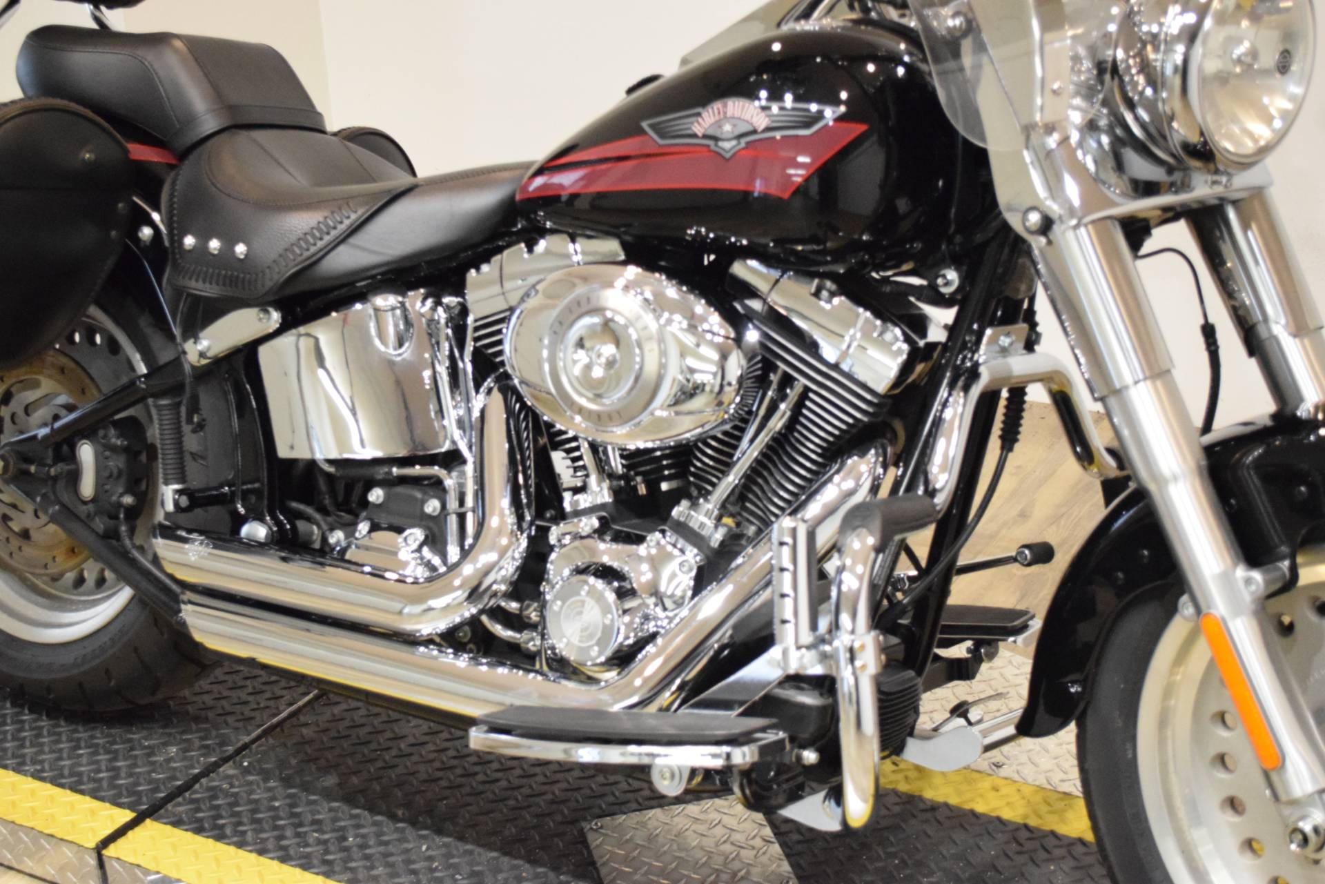 2007 Harley-Davidson FATBOY in Wauconda, Illinois - Photo 4