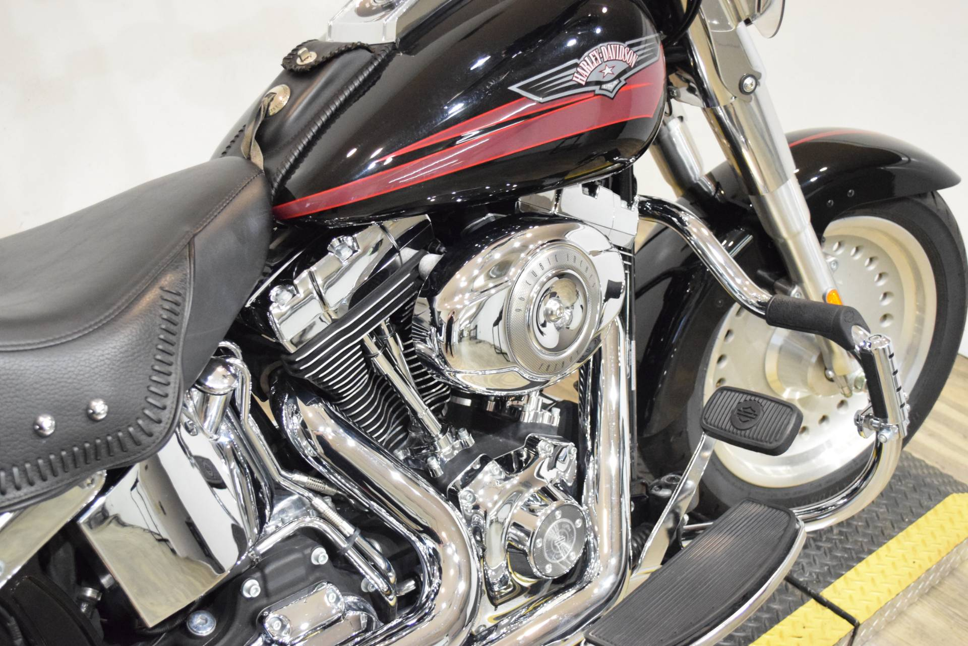 2007 Harley-Davidson FATBOY in Wauconda, Illinois - Photo 7