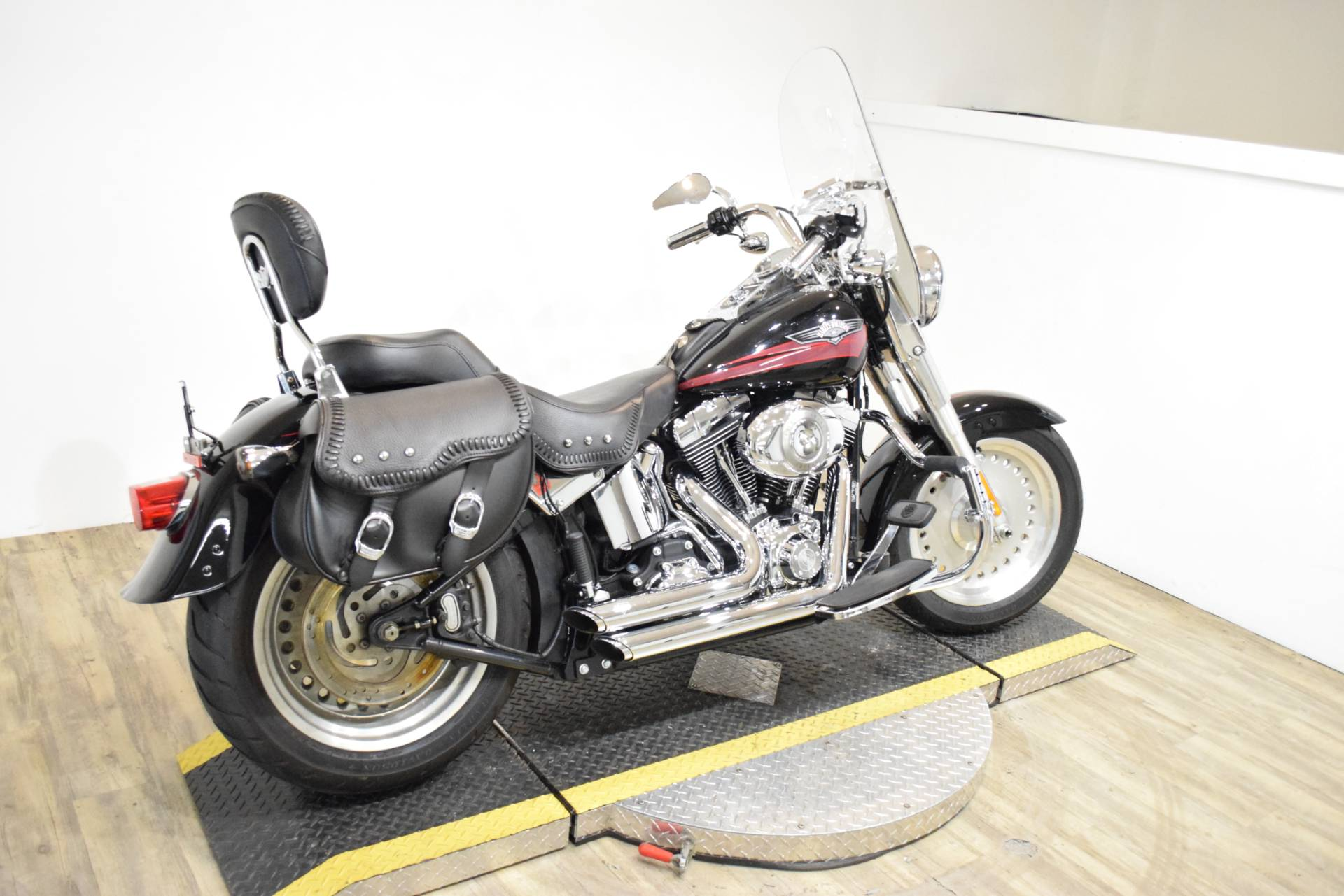 2007 Harley-Davidson FATBOY in Wauconda, Illinois - Photo 10
