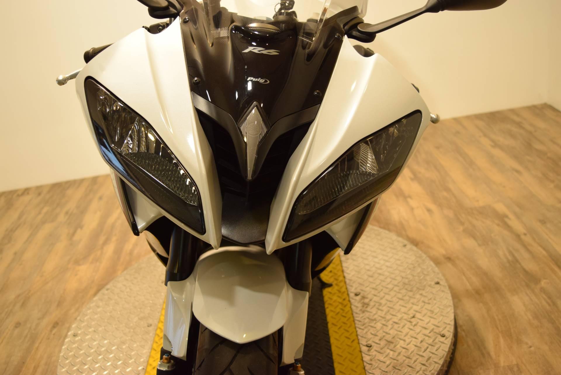 2012 Yamaha YZF-R6 12