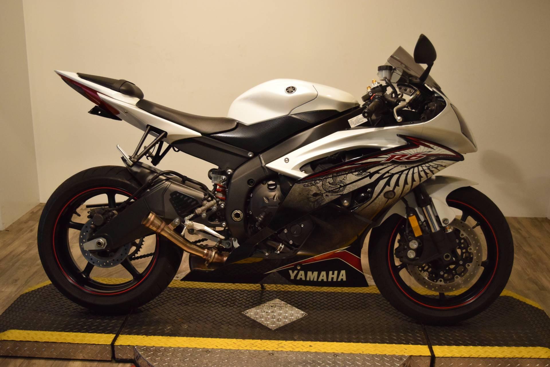 2012 Yamaha YZF-R6 for sale 89711
