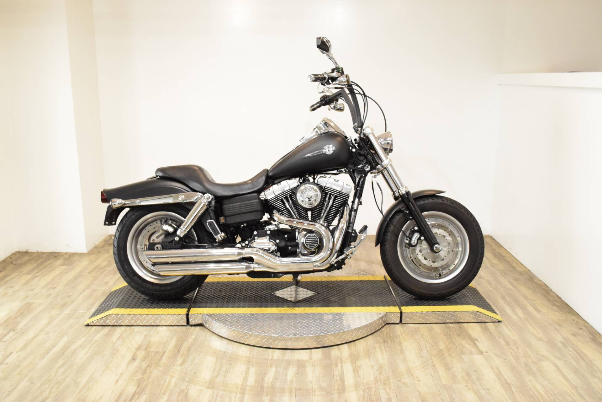 2009 Harley-Davidson Dyna® Fat Bob® Used Motorcycle for Sale ...