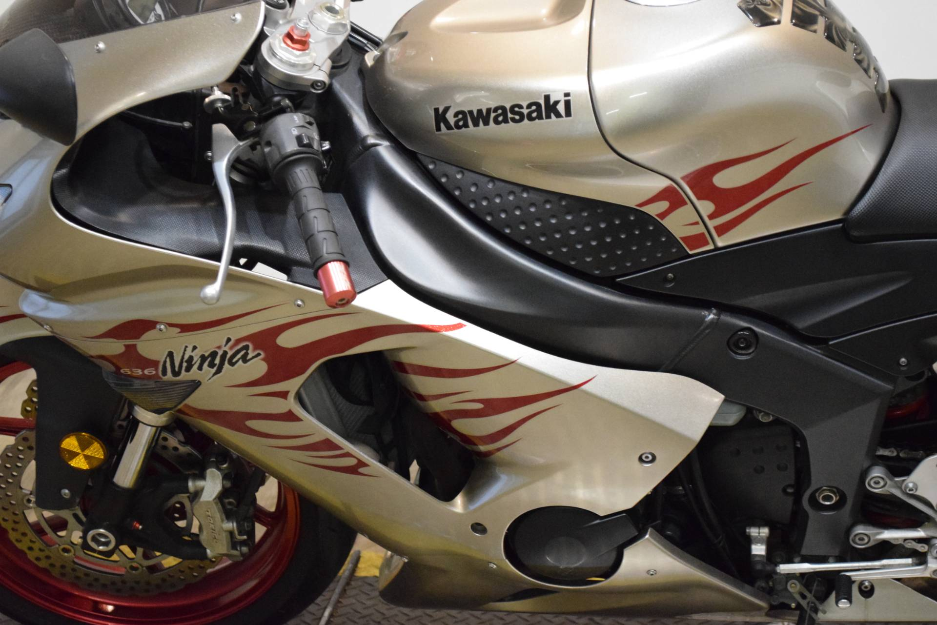2006 Kawasaki Ninja® ZX-6R in Wauconda, Illinois - Photo 18