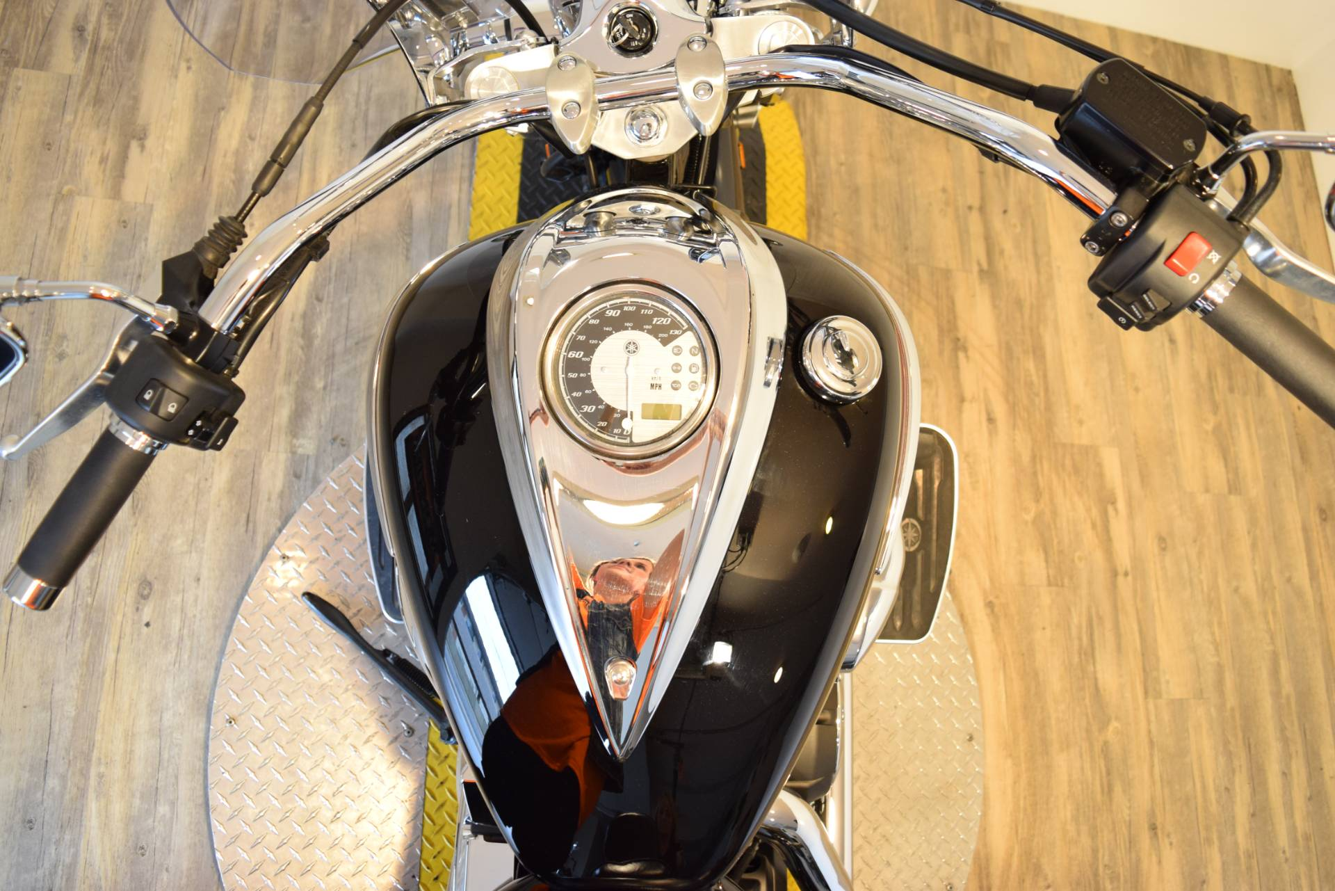 2014 Yamaha V Star 950 Tourer in Wauconda, Illinois