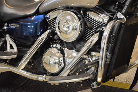 2005 Kawasaki Vulcan 1600 Nomad in Wauconda, Illinois