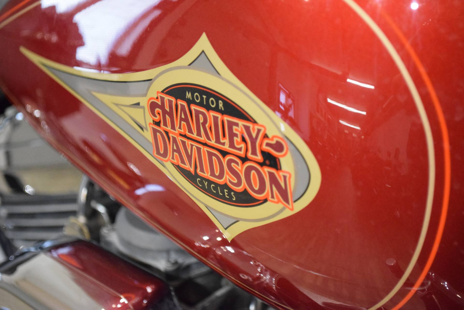1998 Harley-Davidson Heritage Softail in Wauconda, Illinois - Photo 5
