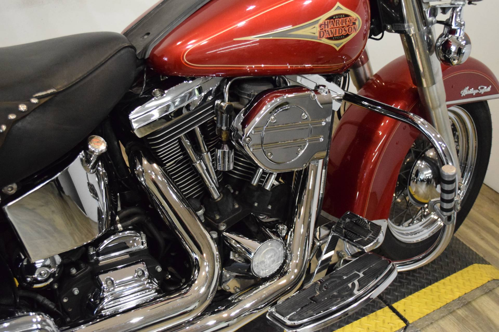 1998 Harley-Davidson Heritage Softail in Wauconda, Illinois - Photo 7