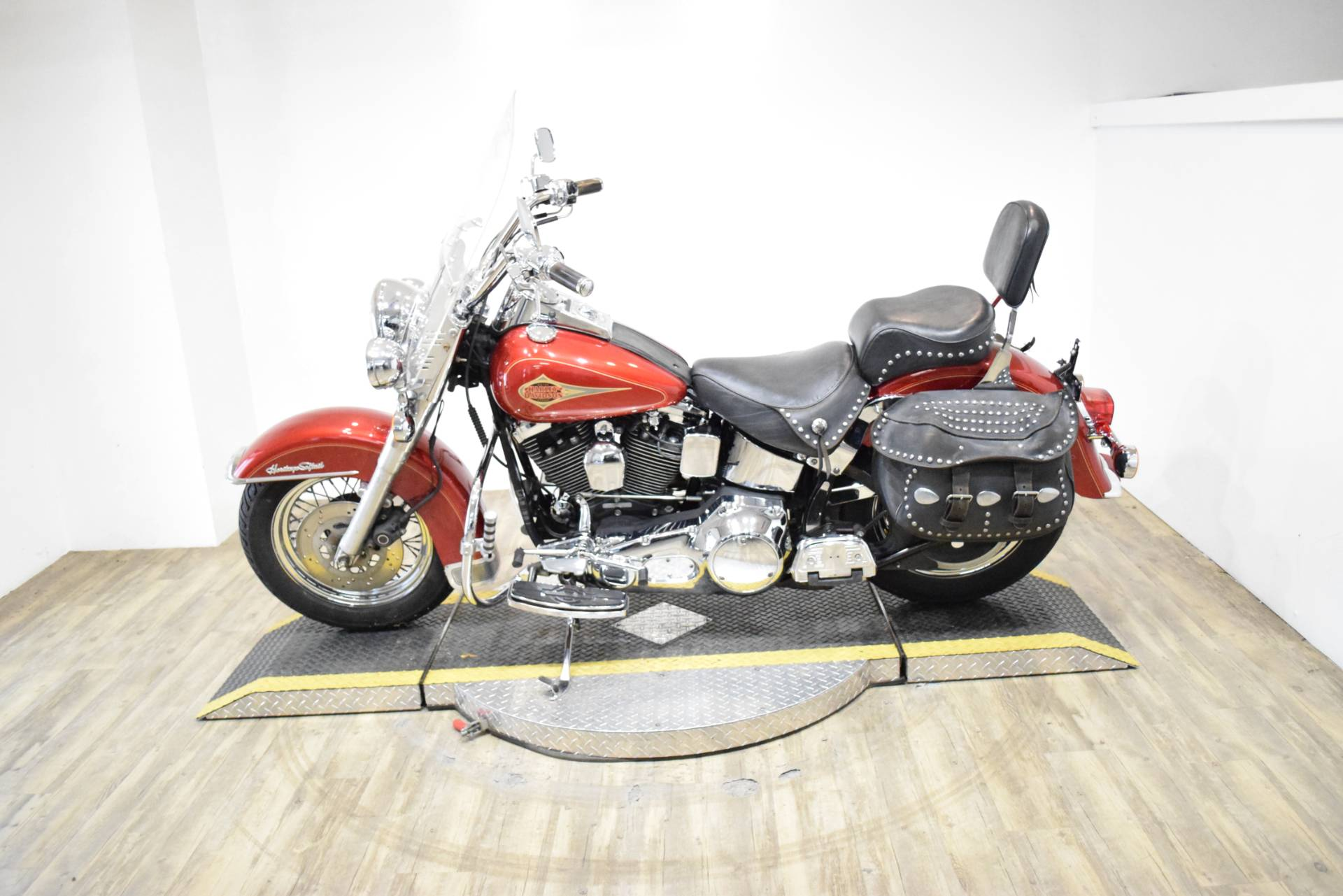 1998 Harley-Davidson Heritage Softail in Wauconda, Illinois - Photo 17