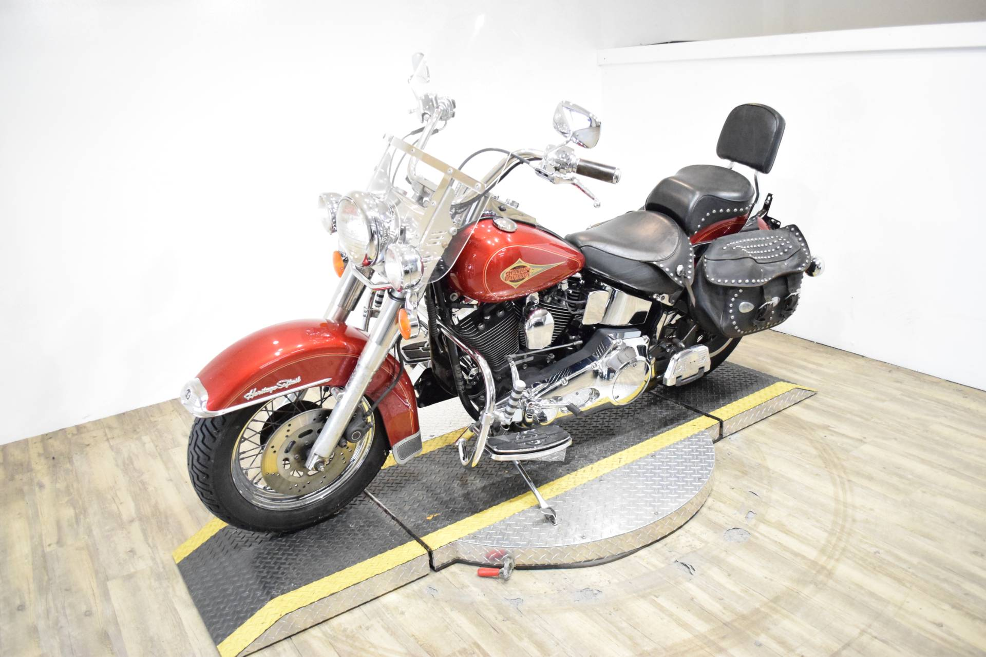 1998 Harley-Davidson Heritage Softail in Wauconda, Illinois - Photo 24