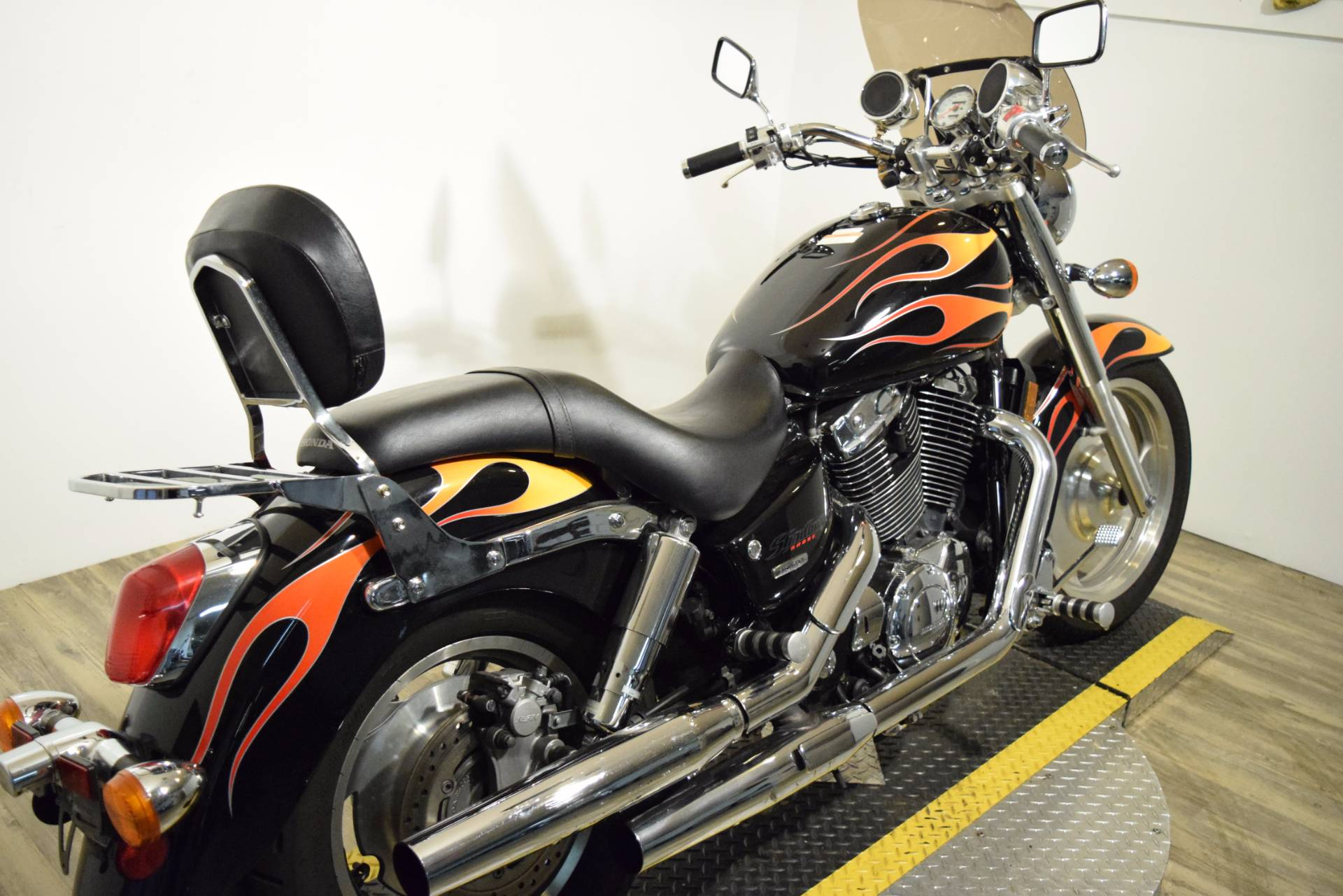 2007 Honda Shadow Sabre™ in Wauconda, Illinois