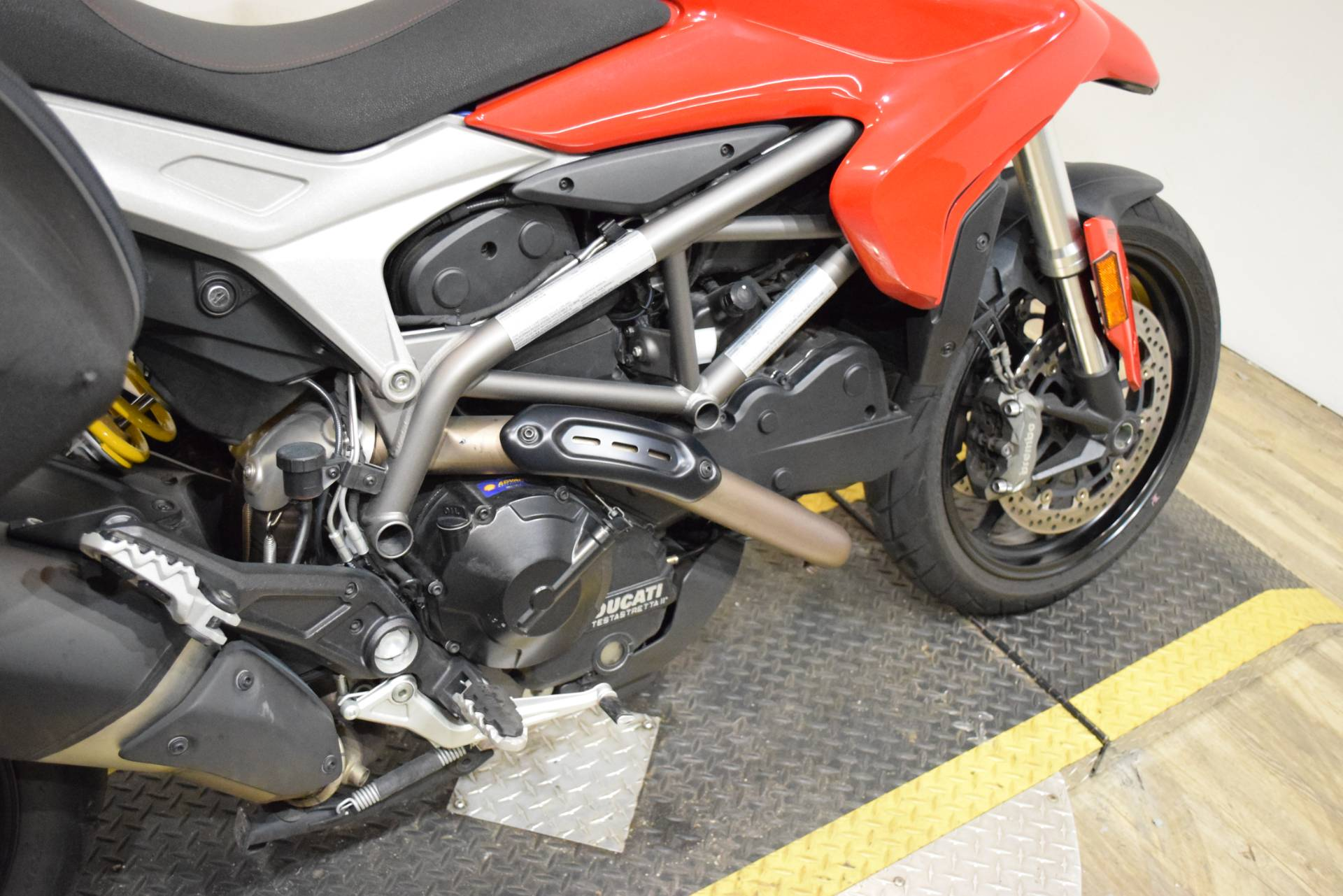 2015 Ducati Hyperstrada in Wauconda, Illinois - Photo 6