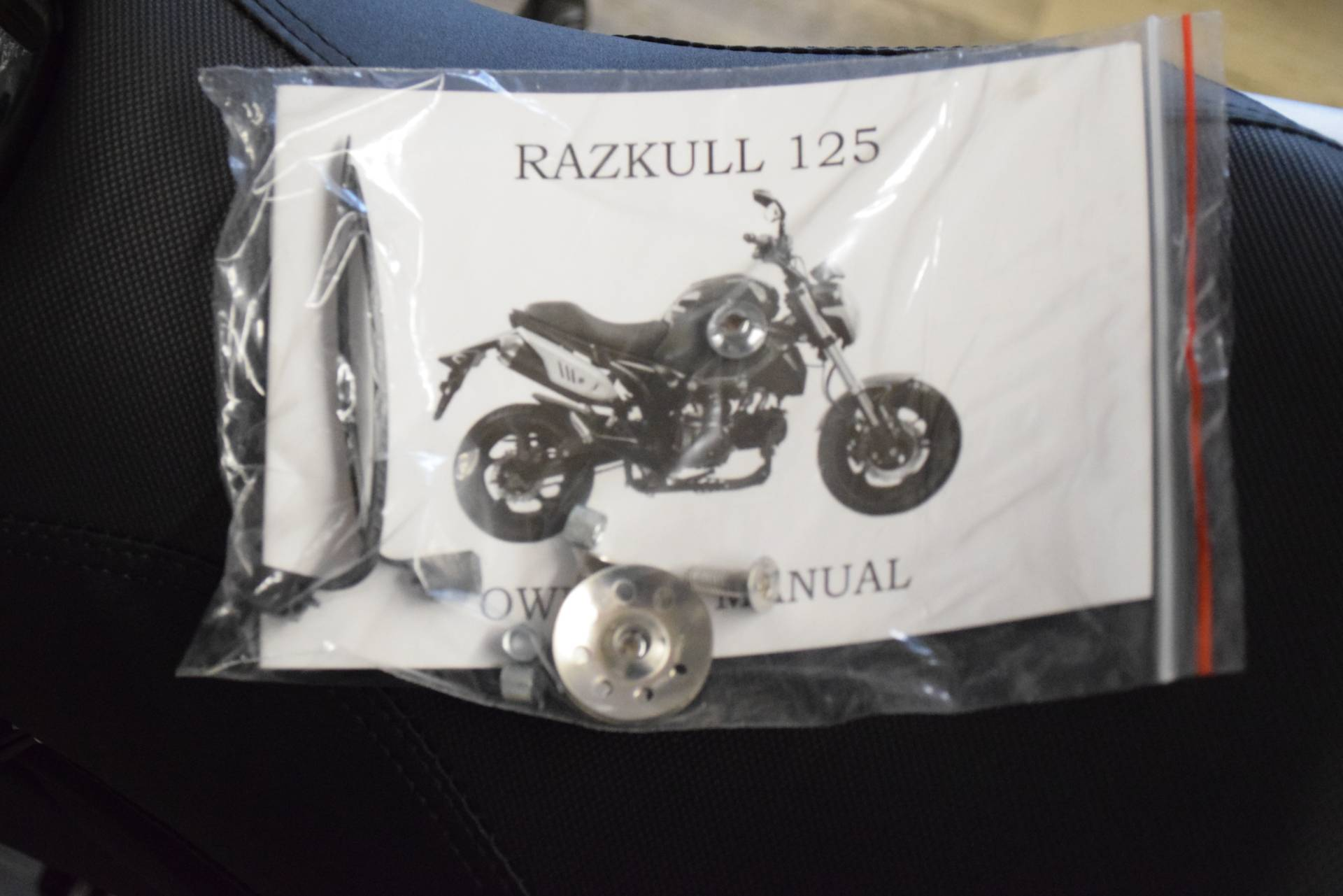 2018 SSR Motorsports Razkull 125 in Wauconda, Illinois